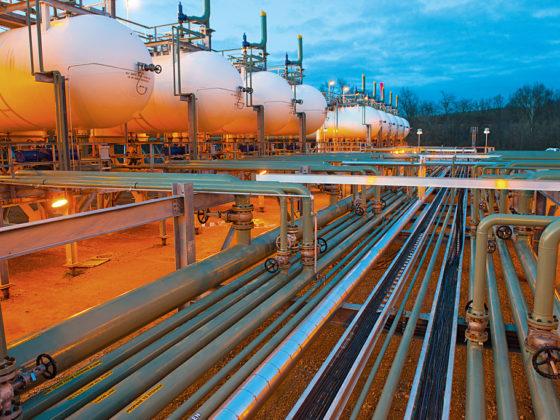 Технический план газопровод