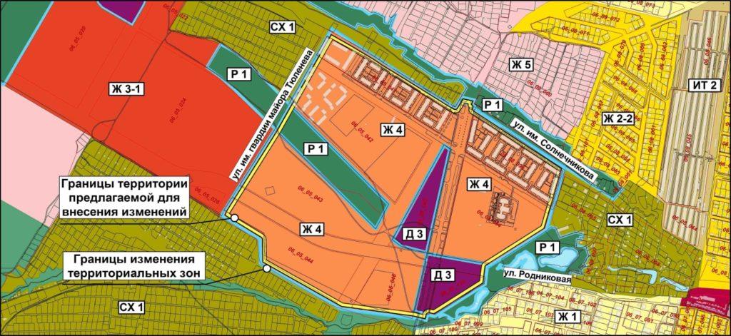 Изменение ВРИ земельного участка